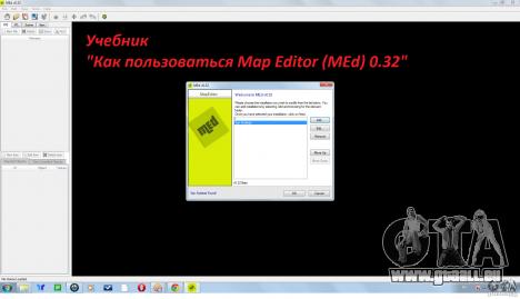So verwenden Sie Map Editor (v) 0.32