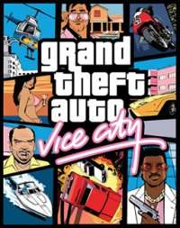 logo de GTA Vice City