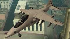 le Code d'avion Hydra de GTA San Andreas