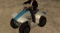 le Code d'un quad de GTA San Andreas