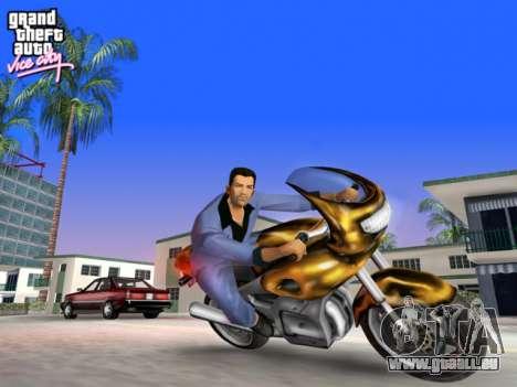 Communiqués de GTA pour la Xbox au Japon: Vice City