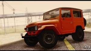 Toyota Land Cruiser (FJ40) 1978 pour GTA San Andreas