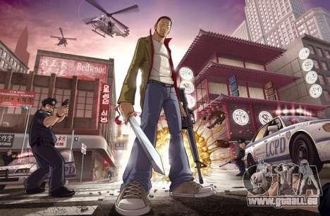 5 ans après la sortie de GTA CW PSP en Australie