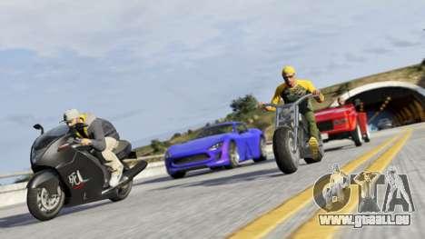 Mise à jour de GTA Online 1.17