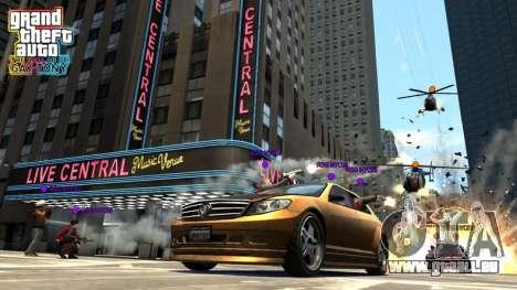 Versionen für Xbox 360: GTA TBOGT