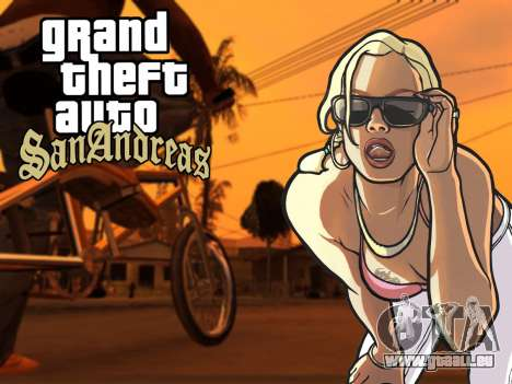 Communiqués de GTA SA sur PS2: l'Europe et l'Australie