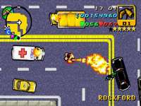Release von GTA Advance Game Boy Advance