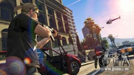 GTA 5 pour le PS4, Xbox One: l'anticipation de la sortie