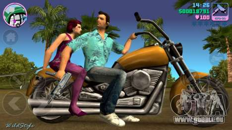 Mobile Versionen von GTA VC: Android