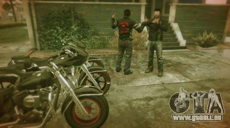 l'Équipe de GTA Online: la PS4, Xbox One