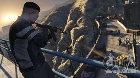 Mission GTA Online: die Rückkehr in die Zeit