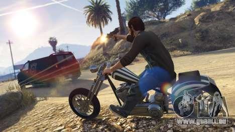 la Mission de GTA Online: un retour dans le temps