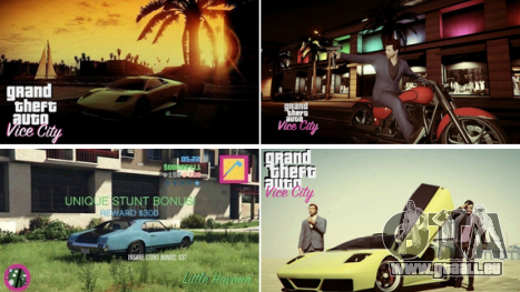 la Reconstitution des albums GTA Fan Art, Snapmatic