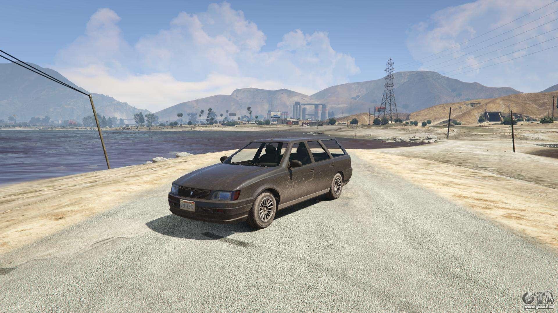 Western Cargobob von GTA 5