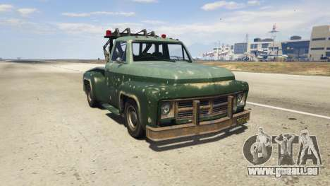 Vapid Towtruck