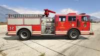 GTA 5 MTL Fire Truck - vue de côté