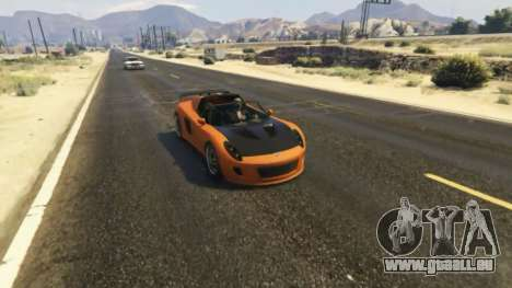 GTA 5 poursuite voltic de nois