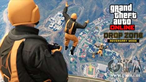 GTA Online Astuces Utiles: Zone de dépôt