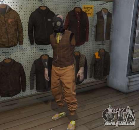 Uniques costume dans GTA Online