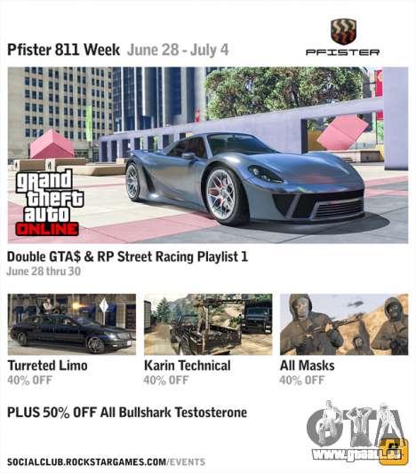 Tag der Unabhängigkeit in GTA Online
