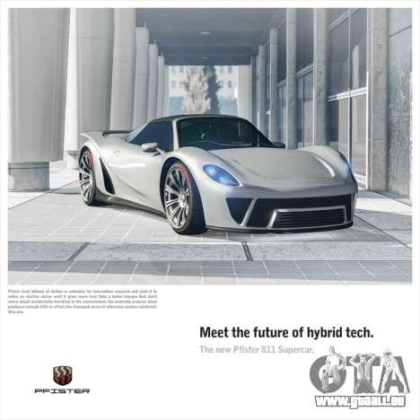 New Pfister 811 Supersportwagen und Independence Day-event in GTA Online