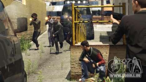 Eine Schlacht um die Fracht in GTA Online
