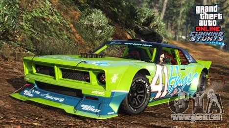 Declasse Drift Tampa aus GTA Online