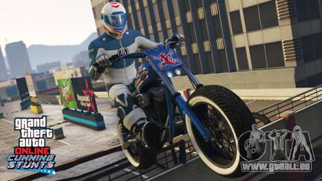 Western-Cliffhanger aus GTA Online