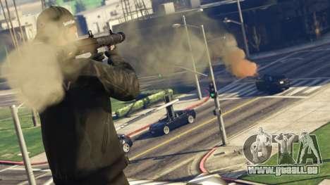 Headhunter in GTA Online