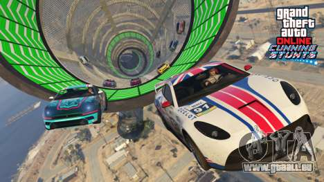GTA Online: Cunning Stunts - Neue stunt-Rennen und Fahrzeugen