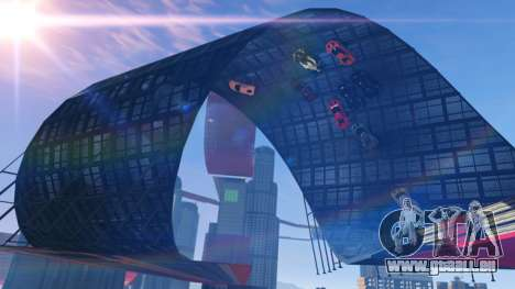 Céleste spin dans GTA Online