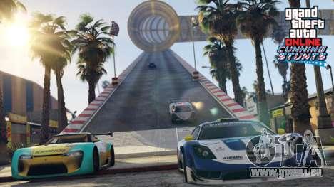 Vespucci Course dans GTA Online