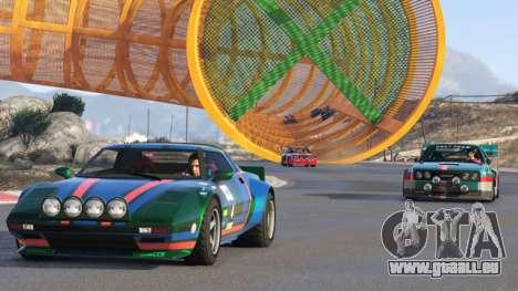 La course est sur dans GTA Online