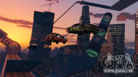 Stunt course GTA Online