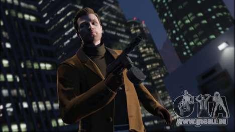 Weapon upgrades in GTA Online