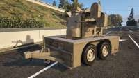 Anti-Aircraft Trailer de GTA 5