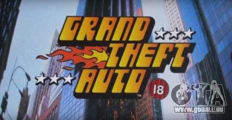 Die Geschichte von GTA