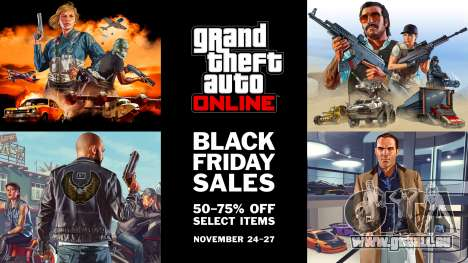 Black Friday danz GTA Online