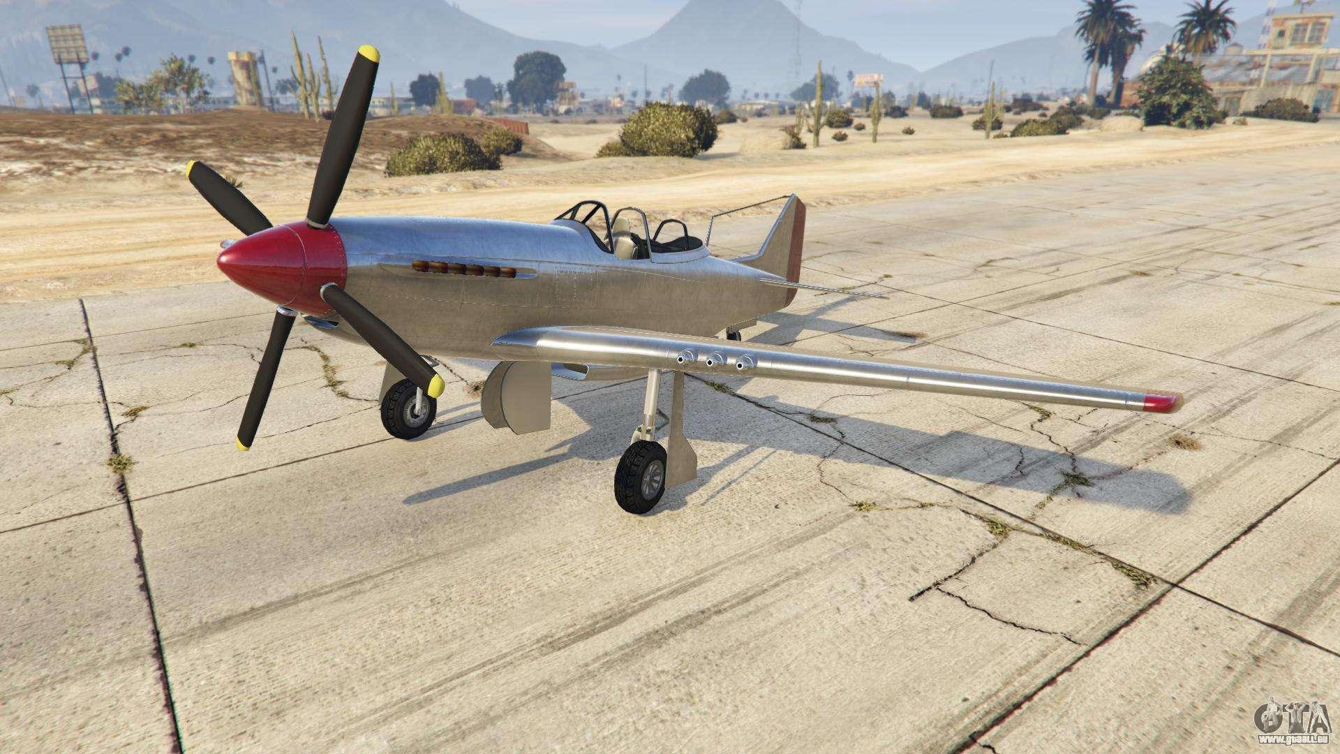 P-45 Nokota de GTA Online