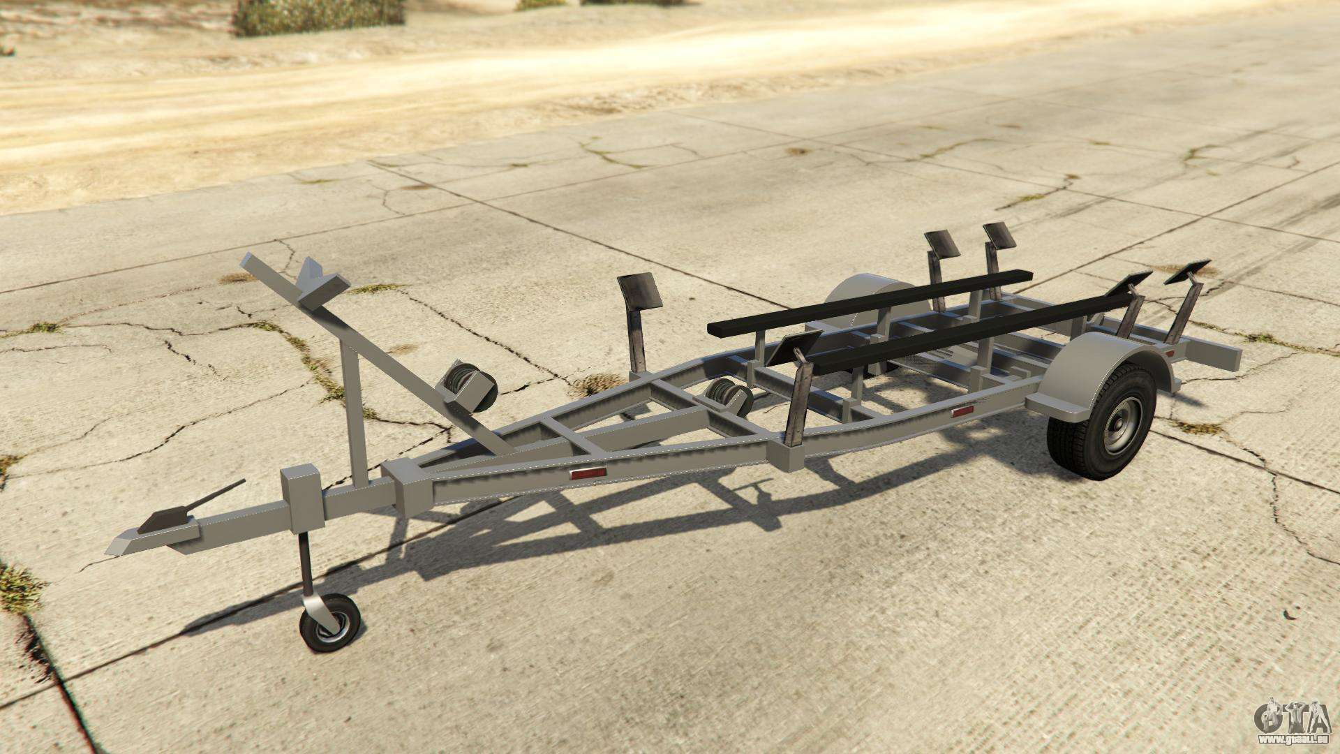 Boat Trailer de GTA 5