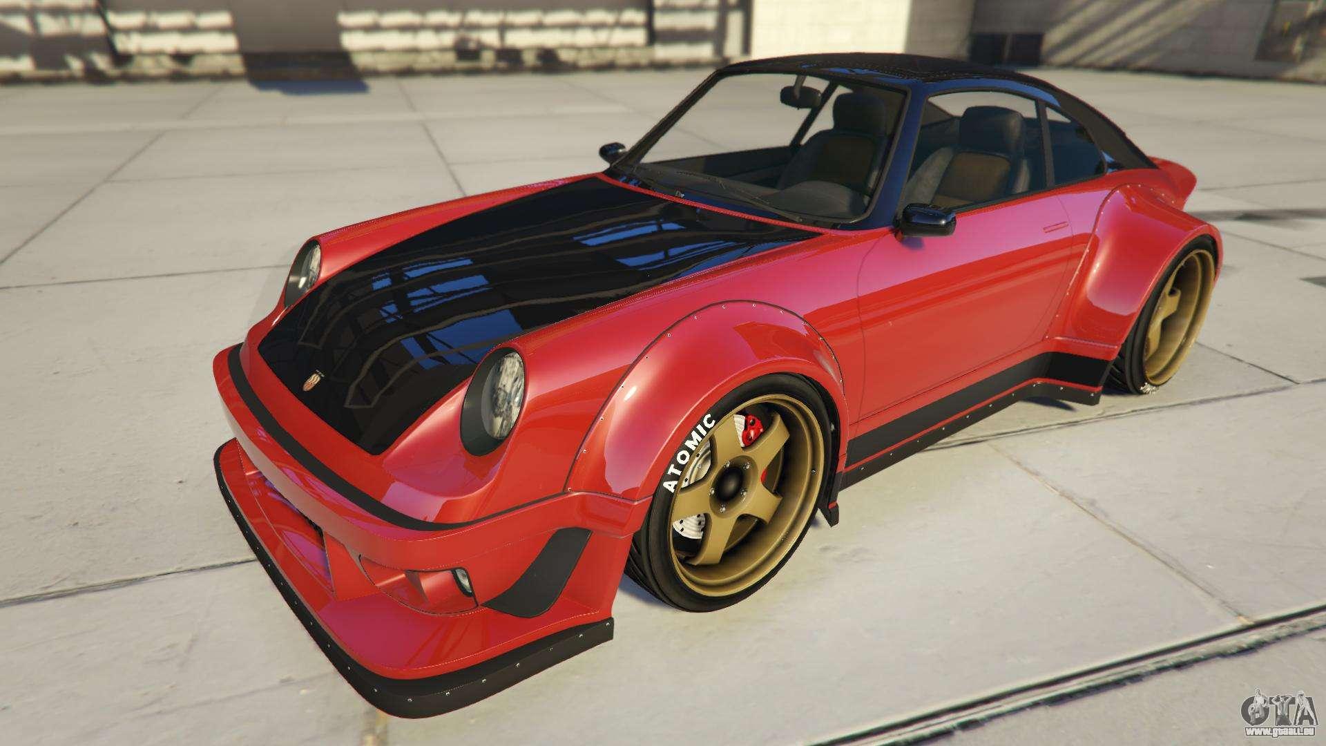 Pfister Comet Retro Custom de GTA Online