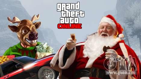 Nytår og Jul i GTA Online