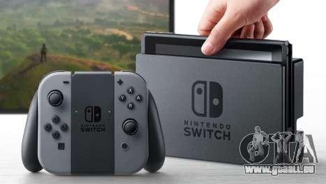 GTA 5 sortira sur le Switch?