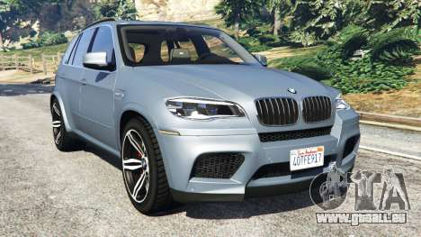 BMW X5 dans GTA 5
