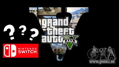 Ira-t-GTA 5 sur Nintendo Switch?