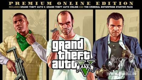 Nouvelles de GTA 5