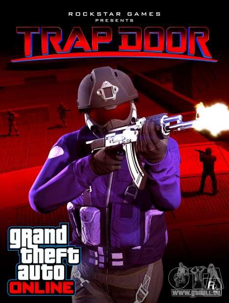 Den nye form for krigsførelse i GTA Online