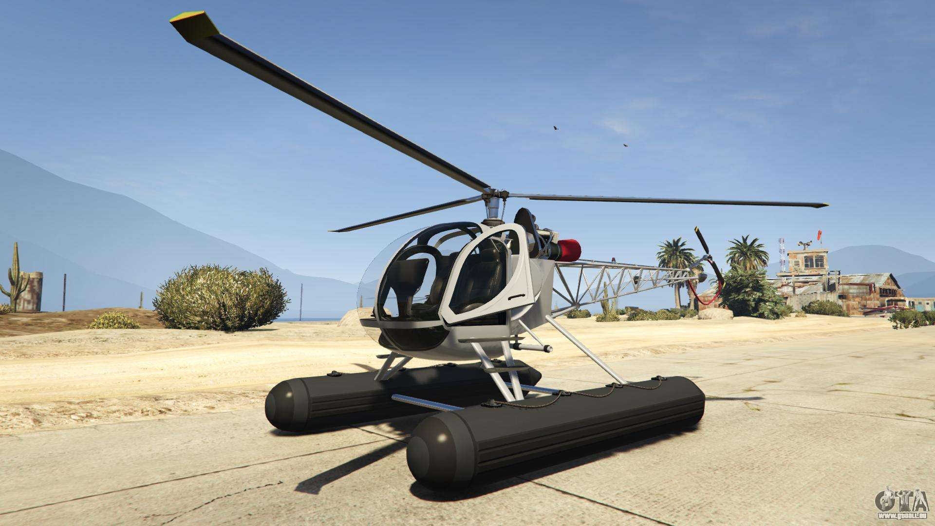 Sea Sparrow GTA 5 Online