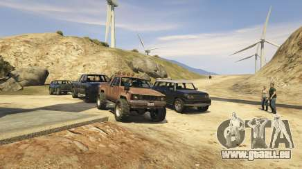 Die Wettbewerbe in GTA 5