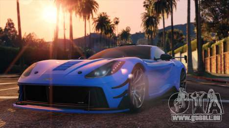 Itali GTO dans GTA Online